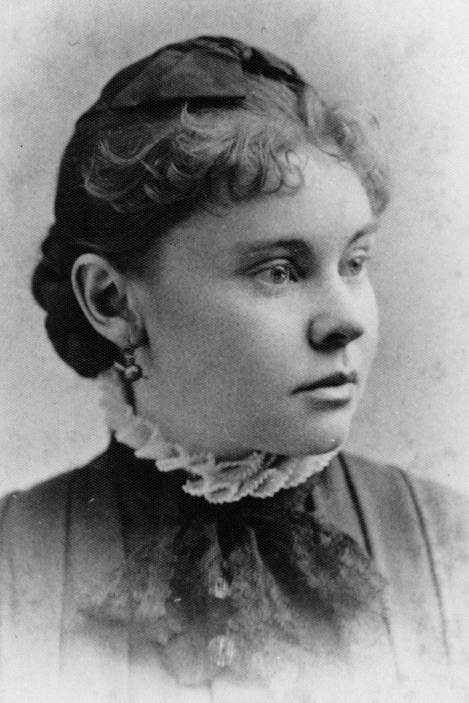 A Young Lizzy Borden